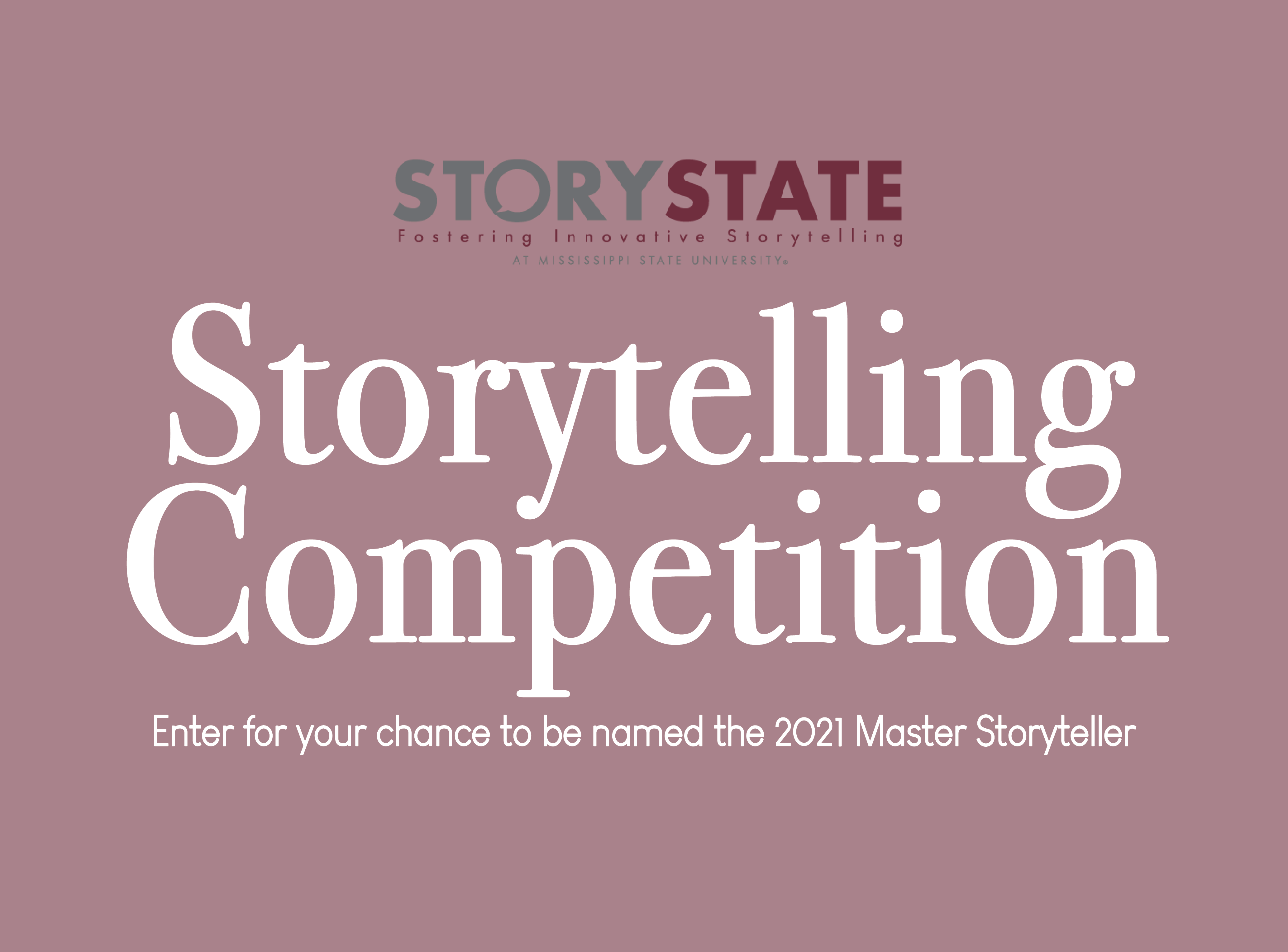 Story State Competition Graphic