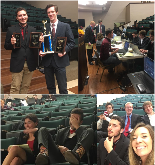 Mississippi College Deep South Debates